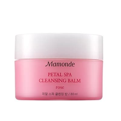 Detox Spas In Usa by Mamonde Petal Spa Cleansing Balm Korean Cosmetic Cleansing