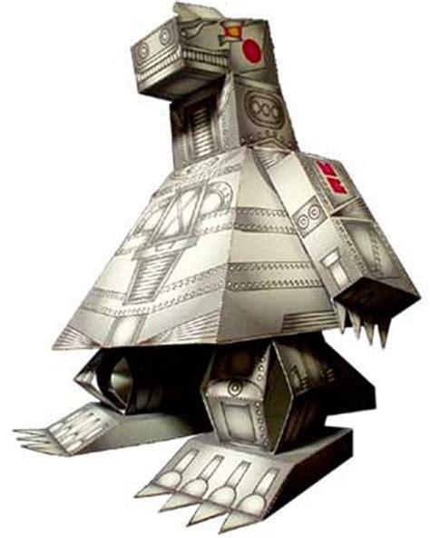 Papercraft Robot - 50 free papercraft robot downloads 171 papercraft