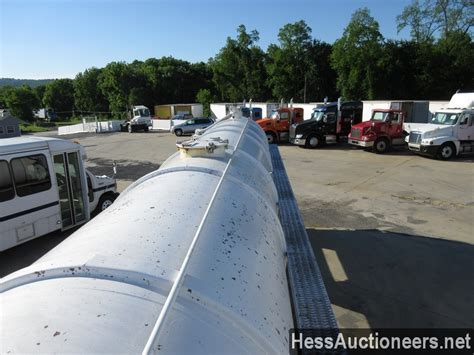used boat trailers for sale in vt used 1988 petro steel vt 1550 2 vacuum tanker trailer for