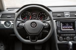 Steering Wheel For Vw Passat 2016 Volkswagen Passat Review