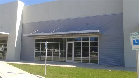 Awnings Richmond 5390 Cooper Gen Con Office Building Plano Tx Retail Helios