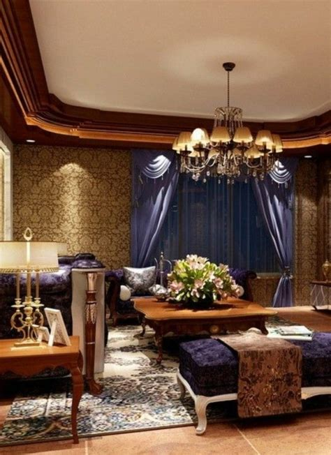 kronleuchter tisch 110 luxus wohnzimmer im einklang der mode