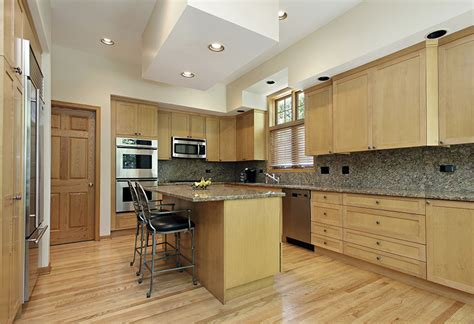 light wood kitchen cabinets 53 high end contemporary kitchen designs with