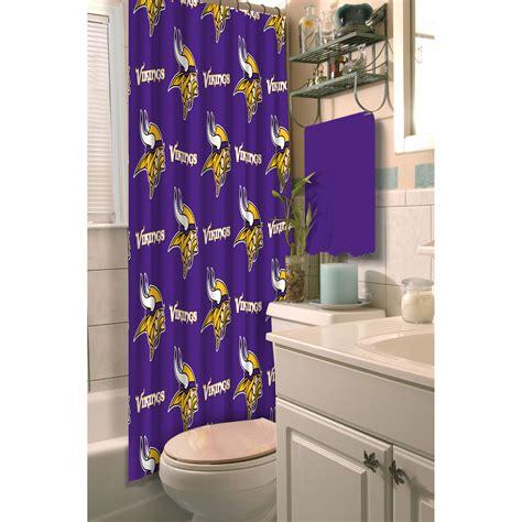 vikings curtains minnesota vikings shower curtain curtain menzilperde net