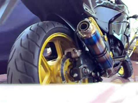 Knalpot Mufflers M17 Kawasaki 250r Karbu r9 mugello ng exhaust on kawasaki 250r agaclip make your