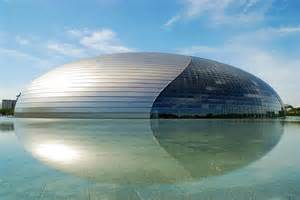The Egg Building in China ? National Centre for Performing