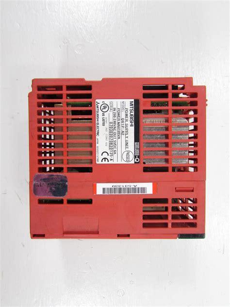 Power Supplay Mitsubishi Es200 mitsubishi q61p a2 power supply unit premier equipment solutions inc