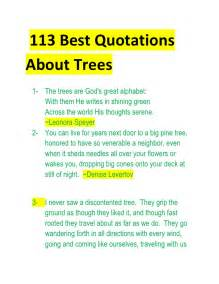 Plant Trees Save Earth Essay by 113 Best Quotations About Trees