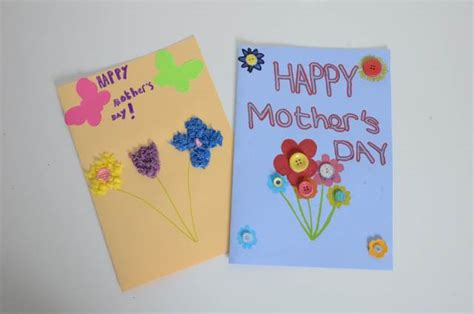 Mother S Day Gift Card Ideas - happy mothers day cards ideas for kids www imgkid com the image kid has it