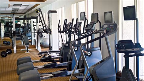 Fitness Center Software 2 by Fitness Pasadenaluxury Hotel The Langham Huntington
