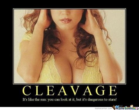 Sexy Pic Meme - cleavage memes best collection of funny cleavage pictures