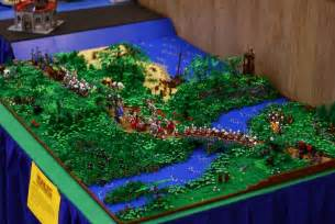 Country Landscaping Ideas medieval landscape display lego historic themes