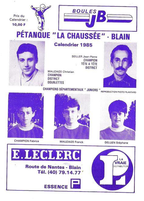 Calendrier 9 Juillet 1994 Juillet 2011 P 233 Tanque La Chauss 233 E Blain