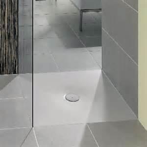 bette floor shower tray bette floor rectangular square shower tray white