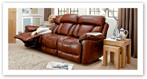 recliner sofa uk recliner sofas in fabric leather designs ireland dfs