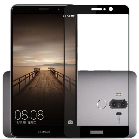 Tempered Glass Km Huawei Mate9 cover tempered glass screen protecor for huawei mate 9
