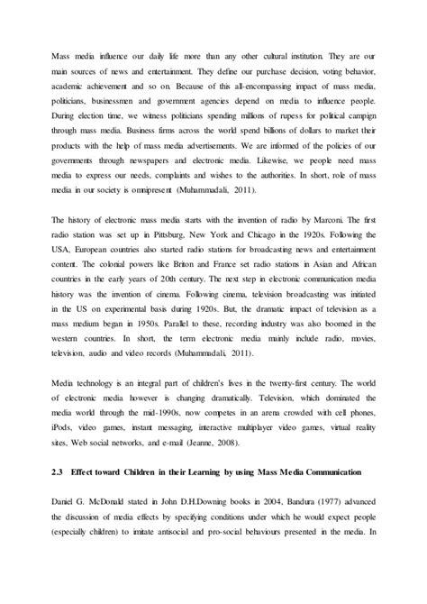 Electronic Essay by Electronic Media Essay Pak Education Info The Electronic Media Essay For Fa Fsc Ba Bsc Pak