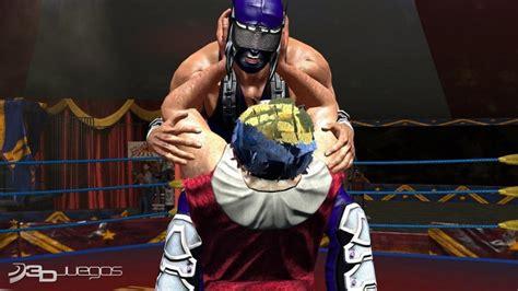 imagenes de luchas libres aaa lucha libre aaa heroes of the ring para xbox 360 3djuegos