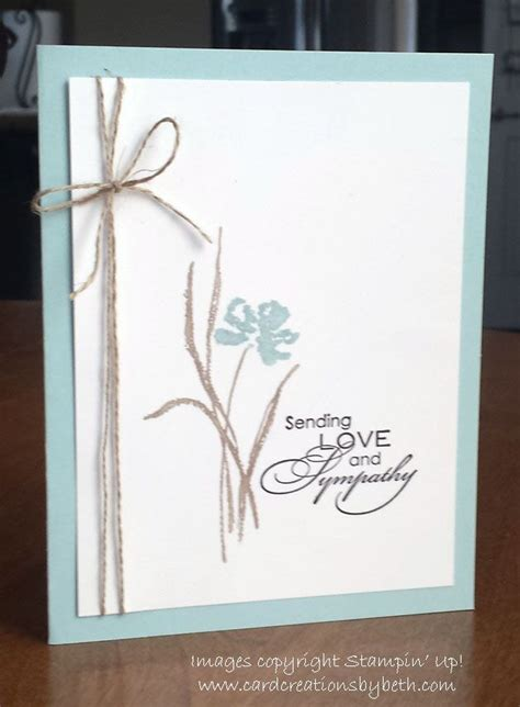 Handmade Sympathy Card Ideas - best 25 sympathy cards ideas on simple