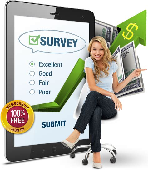 Paid Online Surveys For Money - make money with surveys