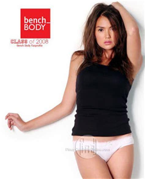 angelica panganiban bench angelica panganiban alex de rossi on bench body photos pinay celebrity online pco