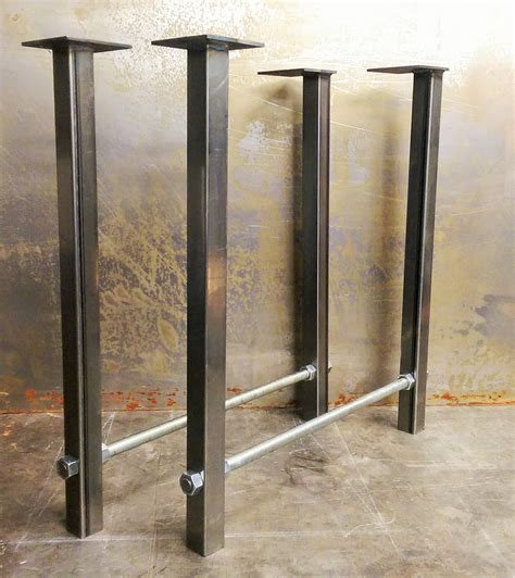 Metal Table Legs by Metal Table Legs Threaded Rod