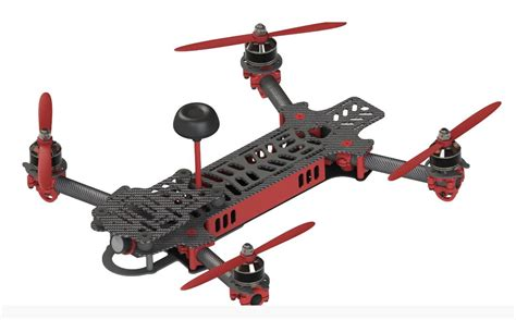 Drone Racer cr4 entry high stakes racing is the newest drone application