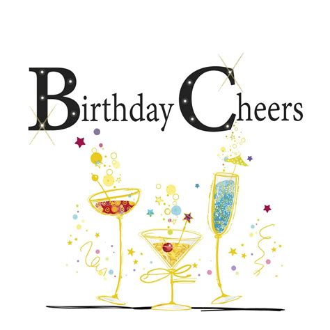 birthday cheers image gallery happy birthday cheers