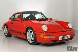 Porsche 964 Rs Total 911 S Ultimate Nineties Porsche 911 Garage Total 911