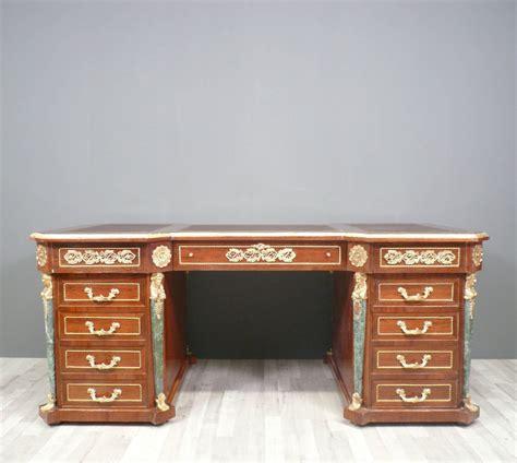 bureau empire bureau empire bureau empire en loupe d 39 orme meuble de