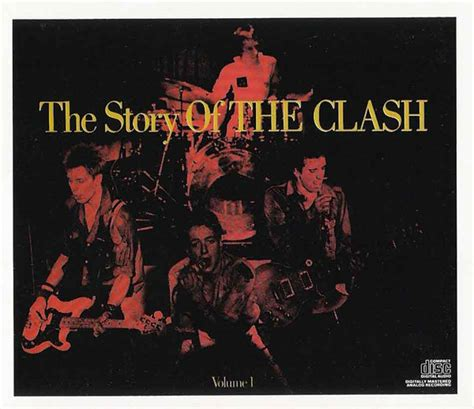 the story of the clash the story of the clash volume 1 epic e2k