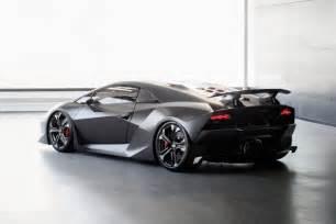 Lamborghini Elemento 6 Lamborghini Sesto Elemento Concept Car Hiconsumption