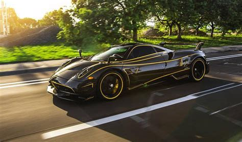 new pagani prestige imports delivers beautiful pagani huayra bc