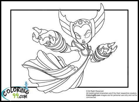 skylanders dragons coloring pages skylanders elves coloring pages team colors
