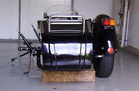 Ural Tieferlegen by Sidecar 187 Caferacer Seitenwagen Design Caferacer Forum De
