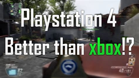 why is the ps4 better black ops 2 playstation 4 best console will the