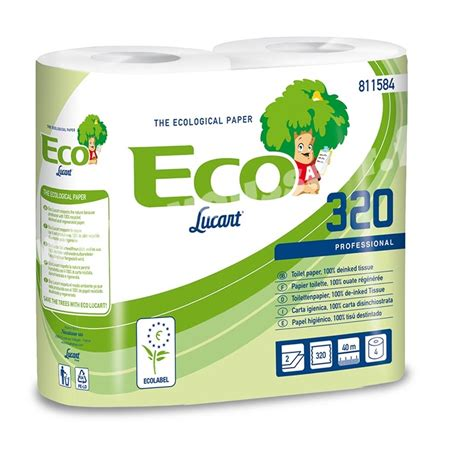 toilet paper rolls  fts ecolabel biodegradable packages