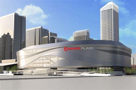 Edmonton Oilers New Arena Pictures