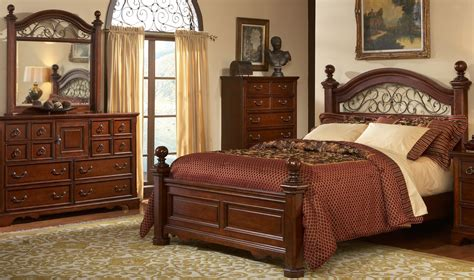 Wooden Bedroom Sets by Wrought Iron And Wood Bedroom Sets Bedroom Set With