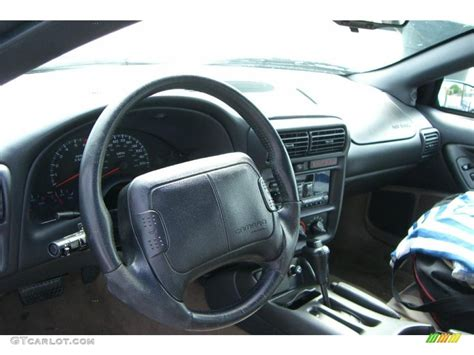 1998 Camaro Interior by 1998 Bright Green Metallic Chevrolet Camaro Convertible