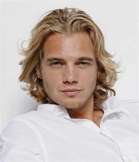 mens hairstyles blonde long guys with long blonde hair mens hairstyles 2018
