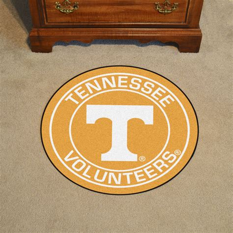 Tennessee Mat by Of Tennessee Volunteers Logo Roundel Mat 27 Quot