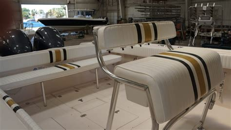 intrepid boat cushions canvas upholstery quality t tops boat accessories