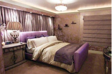 kopfteil samt luxus lila schlafzimmer einrichtungsideen f 252 r eitle damen