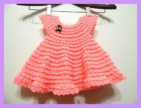 vestidos para bebes de tejido vestidos para bebes recien nacidos tejidos