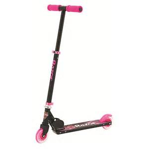 How Do I Check My Scooters Gift Card Balance - razor black label pink quot a quot kick scooter toysrus