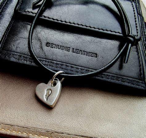 silver angel heart bracelet by claire gerrard designs   notonthehighstreet.com