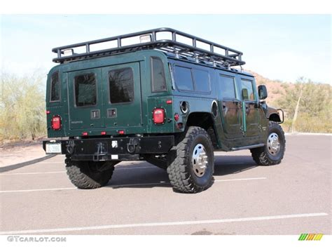 how to learn about cars 1997 hummer h1 instrument cluster green metallic 1997 hummer h1 wagon exterior photo 74447660 gtcarlot com