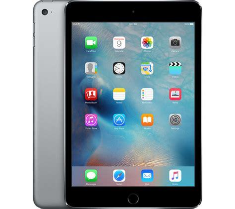 apple ipad buy apple ipad mini 4 128 gb space grey free delivery