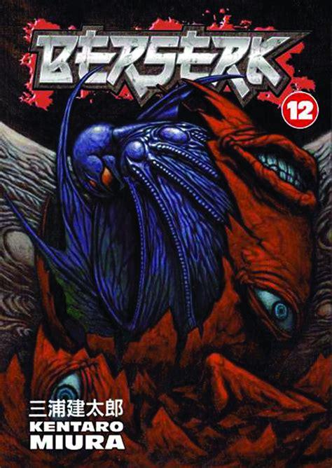 berserk vol 12 oct108142 berserk tp vol 12 previews world
